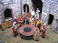 Vikings at Castle Rushen - geograph.org.uk - 725450.jpg