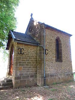 Villécloye La chapelle Sainte-Ernelle.JPG