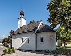 Villach Seebach Sankt Magdalen Filialkirche hl. Magdalena SO-Ansicht 06092018 4539.jpg