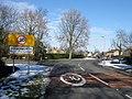 Village approach, Folksworth - geograph.org.uk - 1162684.jpg