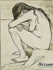 لوحة الحزن (1882)