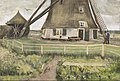 Vincent van Gogh - The 'Laakmolen' near The Hague (The Windmill) F 884 JH 59.jpg