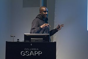 Virgil Abloh - Virgil Abloh at Columbia GSAPP