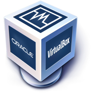 VirtualBox - Image: Virtualbox logo
