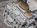 Vista de Bellas Artes desde la Torre Latinoamericana.JPG