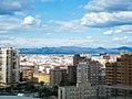 Vista de Valencia desde la calle Gascó Oliag, 6, de Valencia 22.jpg