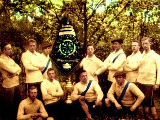 SBV Vitesse - Vitesse's first squad in 1896.