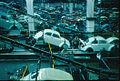 Volkswagen Assembly Line in Wolfsburg (1960).jpg