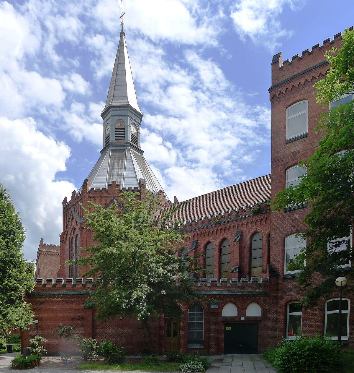 Kloster Vom Guten Hirten Berlin –