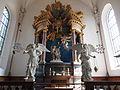 Vor Frelsers Kirke Altar, Copenhagen pic2.JPG