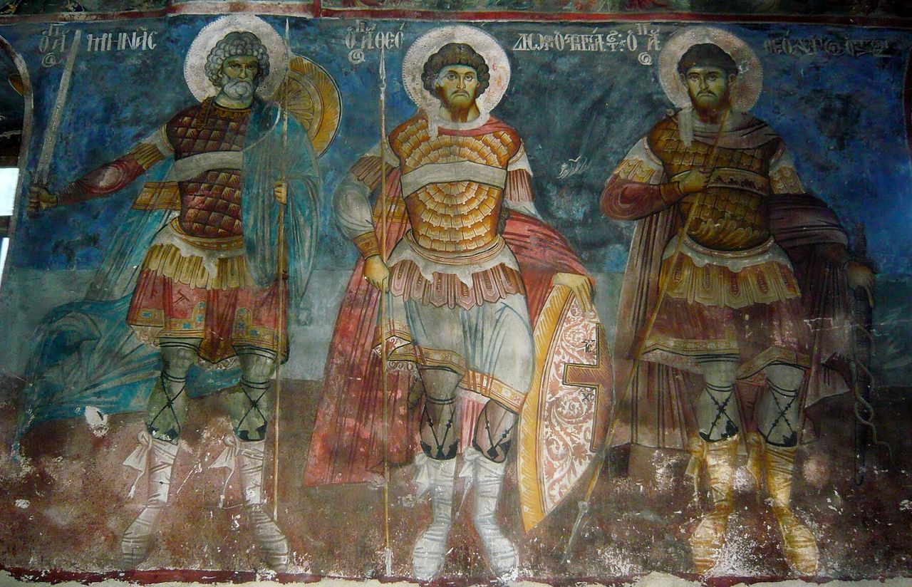 Немного о Скендербеу