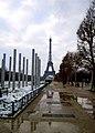 Vue sur la Tour Eiffel , Eiffel Tower in Paris France 23.JPG