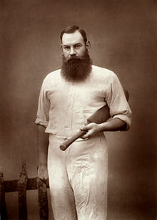 W. G. Grace, cricketer, by Herbert Rose Barraud.jpg