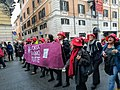 WDG - March for Elimination of Violence Against Women in Rome (2018) 32.jpg