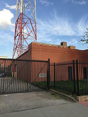 WHHL - WHHL transmitter building