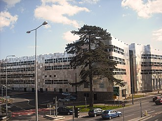 WJEC (exam board) - The headquarters of WJEC in Cardiff