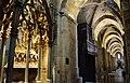 WLM14ES - Interior Esglèsia Reial Monestir de Santes Creus, Aiguamurcia, Alt Camp - MARIA ROSA FERRE.jpg