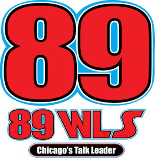 WLS (AM) clear-channel news/talk radio station in Chicago