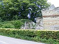 WWII gun emplacement at Pevensey Castle - geograph.org.uk - 1412746.jpg