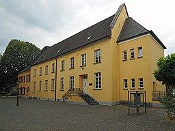 Kirchplatz in Wachtendonk