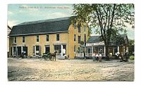 Waiting room and post office, Warehouse Point, Connecticut.jpg