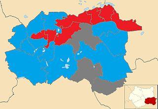 2008 Wakefield Metropolitan District Council election