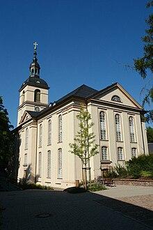 Kirche Waldheim