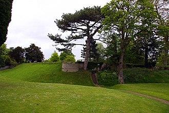 Wallingford, Oxfordshire - Castle