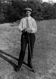 Walter Hagen in 1914
