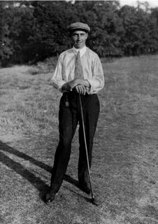 Walter Hagen American professional golfer