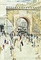 Walter T. Crane - Porte de France Tunis (1910).jpg