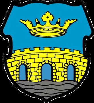 Königsbrück - Image: Wappen koenigsbrueck