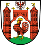 Coat of arms of the city of Frankfurt (Oder)
