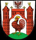 Das Wappen von Frankfurt (Oder)