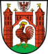 Coat of arms of Frankfurte pie Oderas