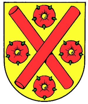 County of Gützkow - Gützkow's coat of arms, resembling that of the Counts of Gützkow