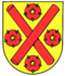 coat of arms of the city of Gützkow