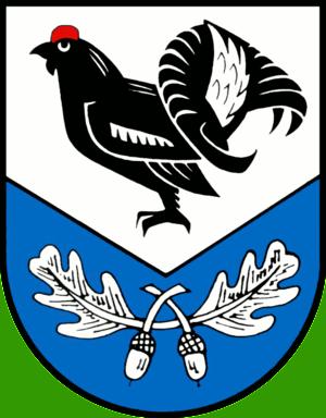 Wesendorf - Image: Wappen Wesendorf