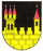 Coat of arms of the city of Radeburg