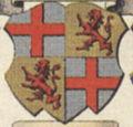 Wappentafel Bischöfe Konstanz 22 Otto von Habsburg.jpg