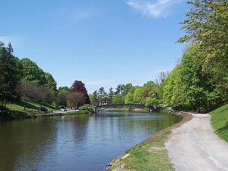 Washington Park Lake body of water in Albany, New York