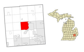 Waterford Township, Michigan Charter township in Michigan, United States