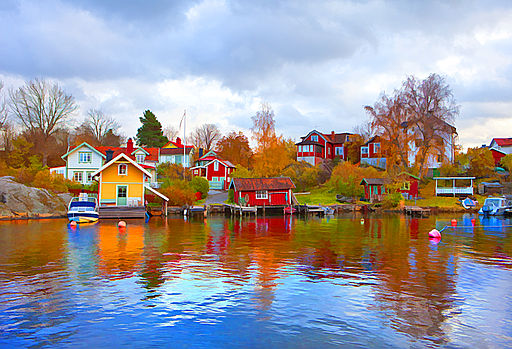 Waterfronts in Sweden 14 2010