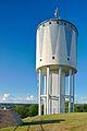 Watertower on Bryggarberget Utsiktspunkt, Karlskrona.jpg