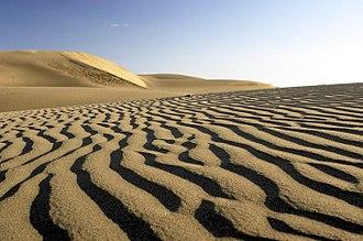 Sand wave - Sand waves