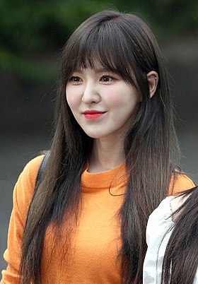 Wendy Son at Music Bank on June 29, 2018.jpg
