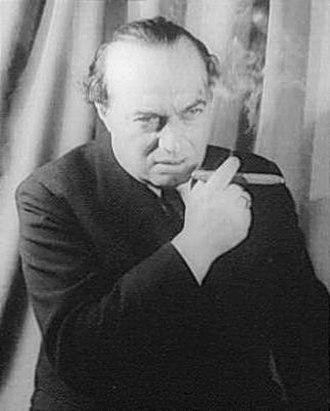 Franz Werfel - Werfel photographed by Van Vechten, 1940