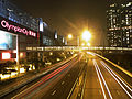 West Kowloon Highway at night (revised).jpg