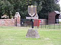 West Walton Village Sign - geograph.org.uk - 1570184.jpg