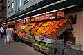 Westside Market fruit stand, Broadway and W 110th St, Manhattan.jpg